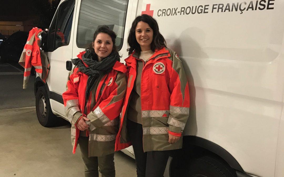 20/11/2017 : La Croix Rouge Départementale accueille le SIAO 82, le temps d'une maraude