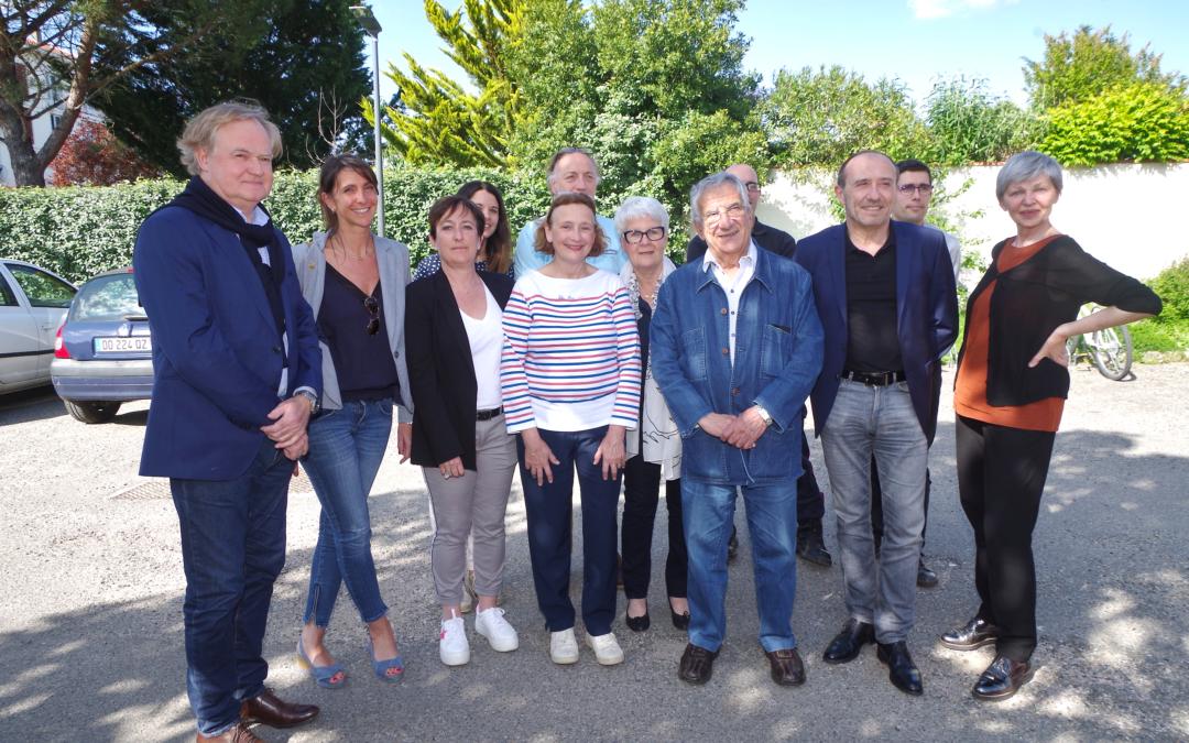 22/05/2019: Visite du Dr. Xavier EMMANUELLI