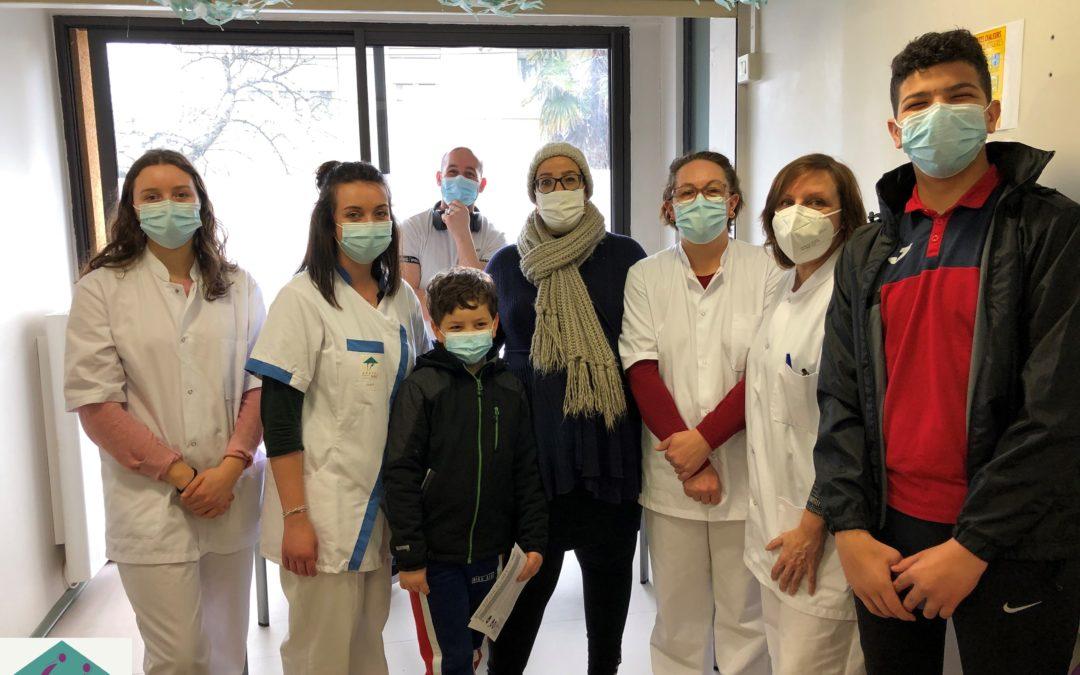 22/02/2021 : Prévention COVID, campagne de dépistage